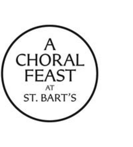 DONATIONS A Choral Feast at St. Bart's
